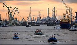 De haven van Antwerpen deed al gouden zaken dit jaar. Pol De Wilde