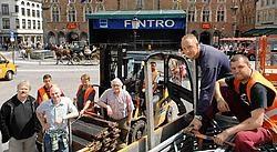 De organisatoren van de Brugge Tripel Dagen zijn na jaren samenwerken een geoliede machine geworden.