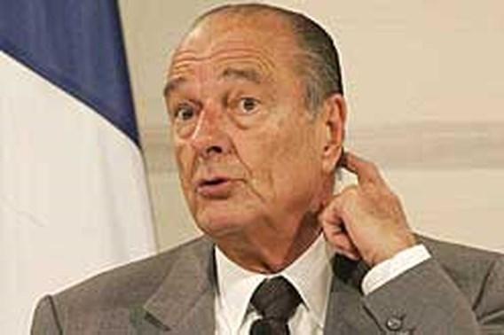 Meer onderzoek naar corruptie Chirac