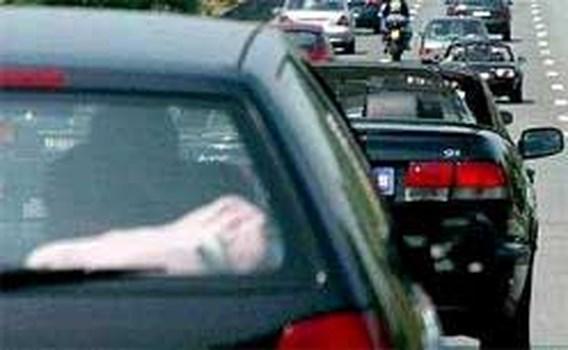 Wegverkeer fors gestegen in 2006