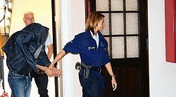 Antoine Cassiman verscheen gisteren voor de raadkamer, die zijn aanhouding verlengde.<br>Emiel Vermeir<br>