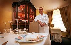 'Ik ben blij dat we kleinschalig zijn gebleven', zegt Sidy Pelssers, die drie jaar geleden de titel 'Lady Chef of the year' kreeg.