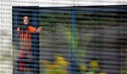Angelica zondag in het gesloten centrum van Steenokkerzeel. Een studie doet aanbevelingen om psychologische problemen bij opgesloten kinderen te voorkomen.belga<br>