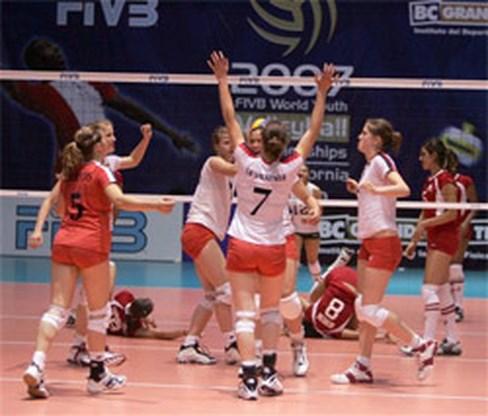 Belgische volleybalbeloften blijven schitteren