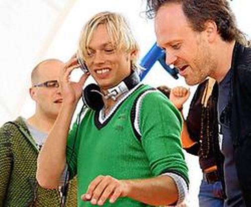 Regi Penxten maakt nieuwe tune Blokken