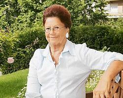 Luisa Marsé kreeg twee jaar geleden voor de tweede keer borstkanker.Koen Merens<br>