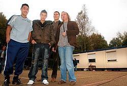 Het jongerenlokaal in Steenveld zal ook kunnen genieten van de subsidies.Mine Dalemans