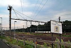 Het Vormingstation in Schaarbeek, de gedroomde locatie voor een nieuw Anderlechtstadion. An Nelissen<br>