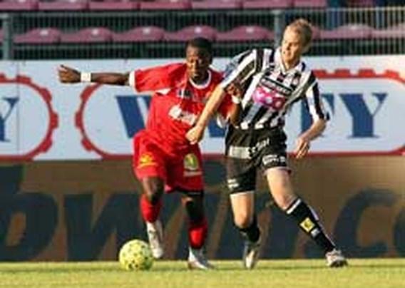 Meteen puntenverlies voor Charleroi