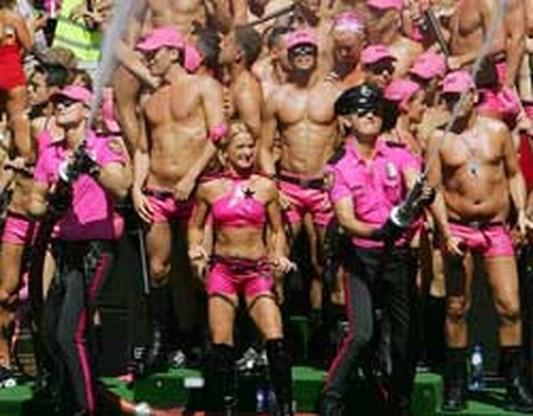 375.000 bezoekers voor Feestelijke Gay Pride in Amsterdam