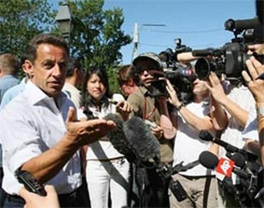 Sarkozy: ,,18 maanden onderhandeld voor Libisch wapencontract''