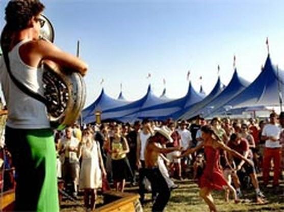 Meer volk op Dranouter Folk dankzij mooie weer