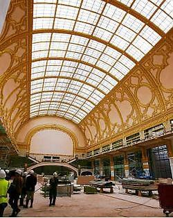 De Stadsfeestzaal is bijna helemaal gerenoveerd. Walter Saenen<br>