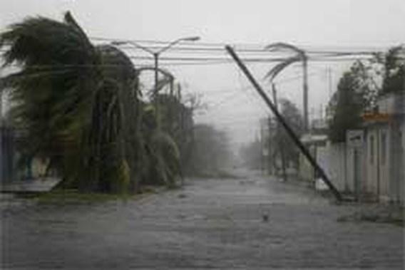 Orkaan Dean spaart Belgische toeristen