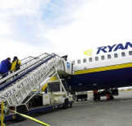 Ryanair misleidt Britten