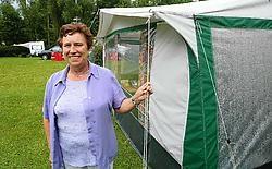 'Voor ons was het een uiterst goed seizoen', zegt Hilda Van den Abeele van de camping De BlaarmeersenGianni Barbieux<br>