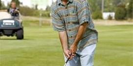 Dronken Bill Murray opgepakt in golfkarretje