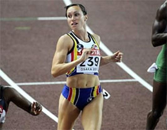 Gevaert geeft forfait voor halve finales 200m