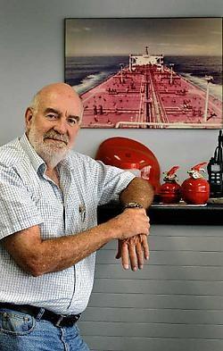 Trevor Noble: 'Zuid-Afrika is zo weids dat ik mijn buurman nauwelijks zie.' Paul De Malsche