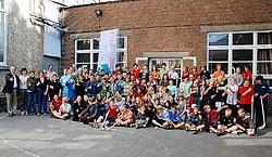 Het Sint-Jozefinstituut verwelkomt vijftig nieuwe leerlingen. Eddy Vuylsteke