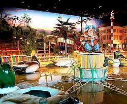 Plopsa Indoor: in juli 2007 drie keer zoveel bezoekers.Belga <br>