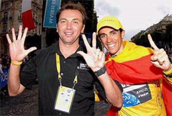 Bruyneel is rond met Astana