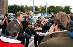 Filip Rommelaere, de woordvoerder van Nokia Siemens Networks, sprak gisteren van 'een elegante oplossing'. Louis Verbraeken<br>