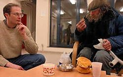 Bij daklozenwerking Casu staan negen jobs op de tocht. Herman Ricour