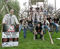 Wat het wordt, is nog staatsgeheim, maar de scouts van Sint-Kristoffel beloven spektakel op hun 45ste verjaardag. Hendrik De Rycke