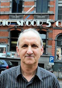 Walter Vander Cruysse van Studio Skoop: 'Ik hoop dat het stadsbestuur zijn gezond verstand gebruikt.'Gianni Barbieux