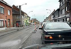 Voor heel wat chauffeurs zat er de voorbije dagen niets anders op dat geduldig aanschuiven in de file.<br> Yvan De Saedeleer<br>