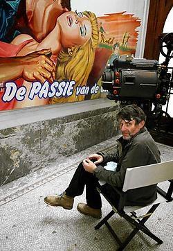 Robbe De Hert: 'Filmen heeft voor 99 procent met centen te maken.'Pol De Wilde