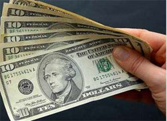 Dollar smelt weg