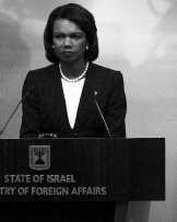 Condoleezza Rice.epa<br>