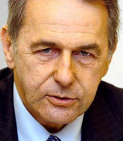 Jacques Rogge: 'Er wordt niet méér gedopeerd dan vroeger.'epa<br>
