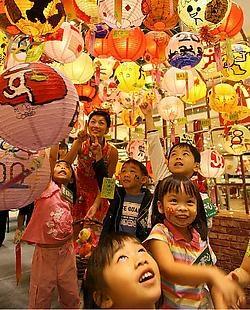 Voorlopig heeft China nog geen tekort aan kinderen. afp<br>