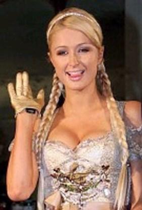 Paris Hilton niet welkom op Oktoberfest