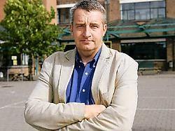 Directeur Luc Willocx: 'Ouders vragen om hun kinderen niet te filmen en we willen dat die eis wordt gerespecteerd'. Koen Merens