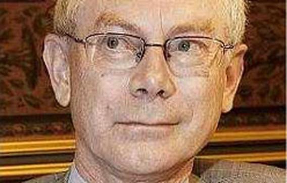 Einde opdracht Van Rompuy in zicht