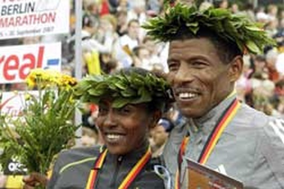 Luchtvervuiling houdt 'Gebre' van olympische marathon