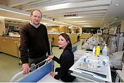 Dokter Anne Marie Bogaert en hoofdverpleger Norbert Vermaercke zeggen dat de nieuwe afdeling voldoet aan een dringende behoefte. Hendrik De Rycke