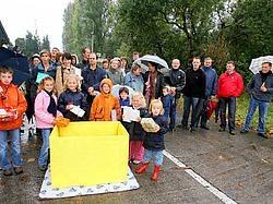 De bewoners van de Retieseweg willen op de hoogte worden gehouden over de toekomstige bestemming van het domein Kievermont. Louis Verbraeken<br>