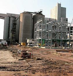 De producenten zijn nog lang niet aan een levering van biobrandstof toe.gia