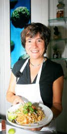 Sandra Plasschaert: 'Doodgewoon schitterend.'rr