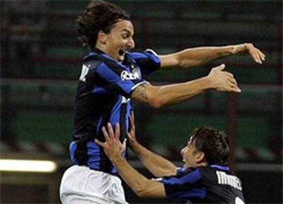 Simons met PSV niet opgewassen tegen Inter