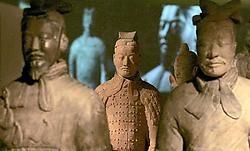 Het British Museum koos slechts een beperkt aantal stukken, maar het zijn wel de meest sprekende.reuters<br>