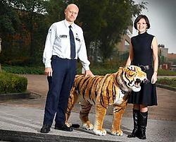 Herman Misotten en Hilde Claes willen allebei hetzelfde: dat dieren het goed hebben in Limburg.Yorick Jansens<br>