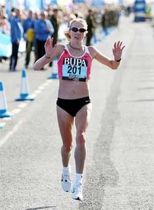 Paula Radcliffe maakt comeback in marathon van New York