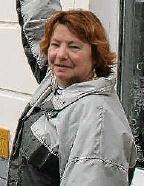 Buurvrouw Diana Aerents ontdekte de diefstal. hdw