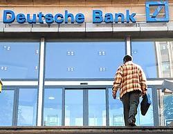 Deutsche Bank heeft altijd verklaard dat racisme in het bedrijf niet kan.belga<br>